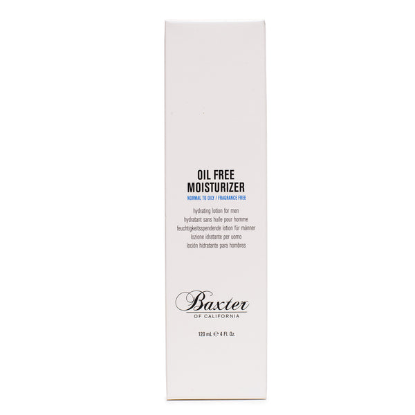 BAXTER OF CALIFORNIA - Oil Free Moisturizer - MAN of the WORLD Online Destination for Men's Lifestyle - 2
