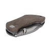 MAN OF THE WORLD - Short Titanium Tactical Folding Knife - MAN of the WORLD Online Destination for Men's Lifestyle - 5