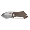 MAN OF THE WORLD - Short Titanium Tactical Folding Knife - MAN of the WORLD Online Destination for Men's Lifestyle - 3