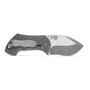 MAN OF THE WORLD - Short Titanium Tactical Folding Knife - MAN of the WORLD Online Destination for Men's Lifestyle - 4