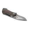 MAN OF THE WORLD - Short Titanium Tactical Folding Knife - MAN of the WORLD Online Destination for Men's Lifestyle - 8