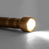 MAN OF THE WORLD - Brass Pocket Flashlight - MAN of the WORLD Online Destination for Men's Lifestyle - 3