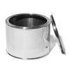 Vintage (Cartier) - Sterling Silver Round Box - MAN of the WORLD Online Destination for Men's Lifestyle - 3