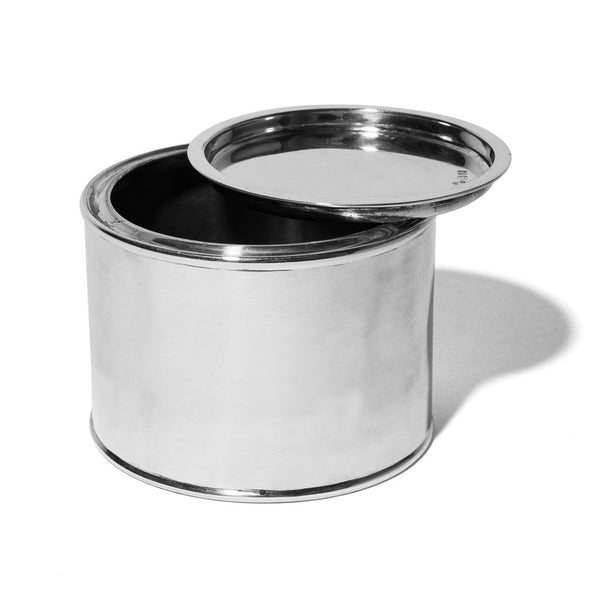 Vintage (Cartier) - Sterling Silver Round Box - MAN of the WORLD Online Destination for Men's Lifestyle - 4