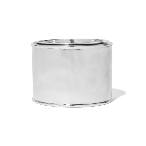 Vintage (Cartier) - Sterling Silver Round Box - MAN of the WORLD Online Destination for Men's Lifestyle - 2