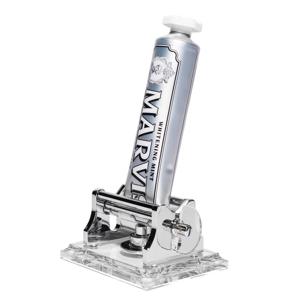 MAN OF THE WORLD - Clear Toothpaste Roller - MAN of the WORLD Online Destination for Men's Lifestyle - 1