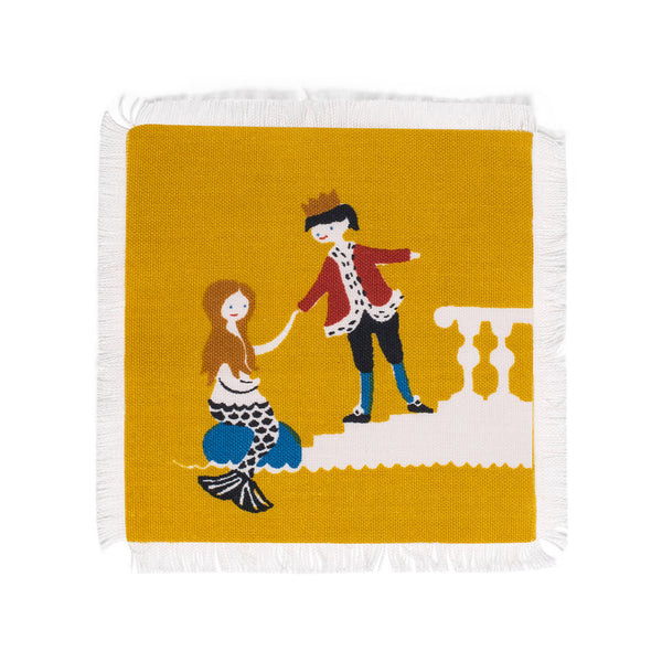 Aase and Preben Jangaard - Danish Napkin Coaster - MAN of the WORLD Online Destination for Men's Lifestyle - 5
