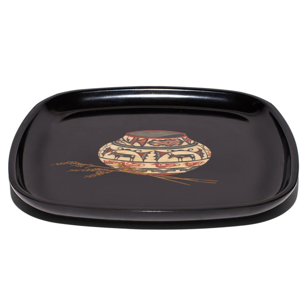 Couroc - Urn & Wheat Tray - MAN of the WORLD Online Destination for Men's Lifestyle - 4