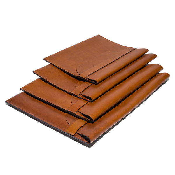 Leather Tech Sleeves