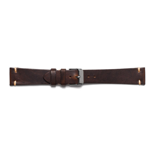 Distressed Leather Strap