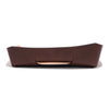 Oscar Maschera - Leather In & Out Tray - Dark Brown - MAN of the WORLD Online Destination for Men's Lifestyle - 4