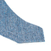 Drake's - SILK WOVEN DONEGAL STRIPE TIE - LIGHT BLUE - MAN of the WORLD Online Destination for Men's Lifestyle - 2