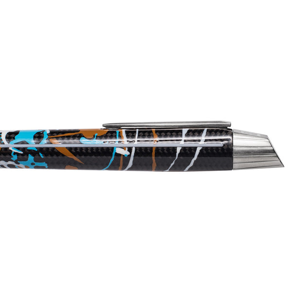 Edelberg - Limited Edition Le Chronopassion Sloop Pen - MAN of the WORLD Online Destination for Men's Lifestyle - 4