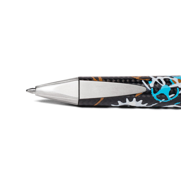 Edelberg - Limited Edition Le Chronopassion Sloop Pen - MAN of the WORLD Online Destination for Men's Lifestyle - 3