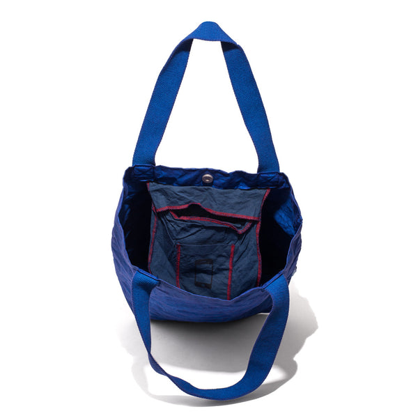 Esssēnt'ial - Cellulose Fiber Tote Blue - MAN of the WORLD Online Destination for Men's Lifestyle - 3