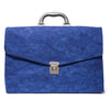 Esssēnt'ial - Cellulose Fiber Briefcase Blue - MAN of the WORLD Online Destination for Men's Lifestyle - 1