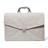 Esssēnt'ial - Cellulose Fiber Briefcase Grey - MAN of the WORLD Online Destination for Men's Lifestyle - 1