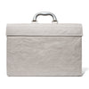 Esssēnt'ial - Cellulose Fiber Briefcase Grey - MAN of the WORLD Online Destination for Men's Lifestyle - 4