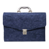 Esssēnt'ial - Cellulose Fiber Briefcase Navy - MAN of the WORLD Online Destination for Men's Lifestyle - 1
