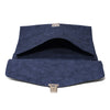 Esssēnt'ial - Cellulose Fiber Briefcase Navy - MAN of the WORLD Online Destination for Men's Lifestyle - 7