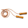 Excellerator - Wooden Handle Leather Jump Rope - MAN of the WORLD Online Destination for Men's Lifestyle - 2