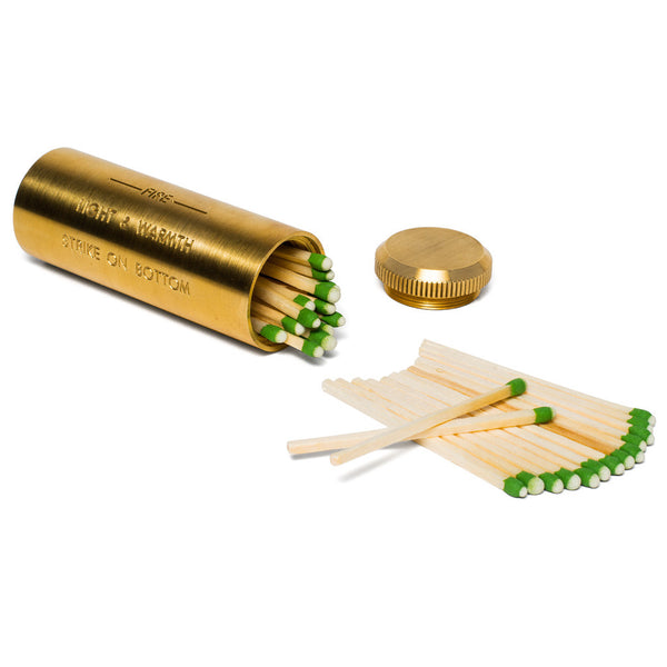 Brass Waterproof Fire Kit