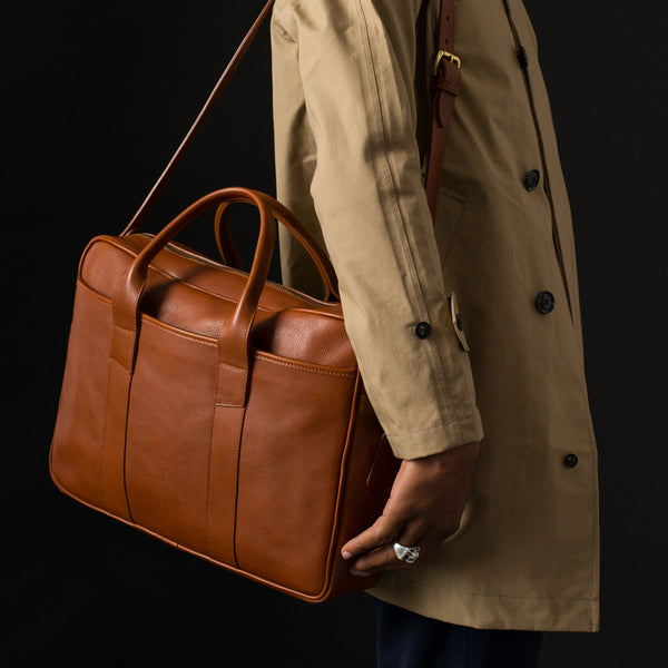 Frank Clegg - Commuter Briefcase - MAN of the WORLD Online Destination for Men's Lifestyle - 8