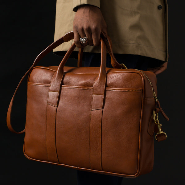 Frank Clegg - Commuter Briefcase - MAN of the WORLD Online Destination for Men's Lifestyle - 7