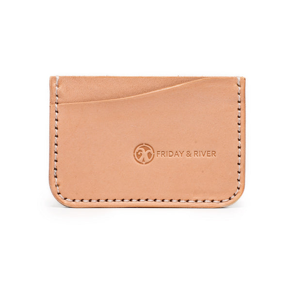 Tri-pocket Card Holder