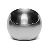 Georg Jensen - Stainless Steel Salt Cellar - MAN of the WORLD Online Destination for Men's Lifestyle - 3