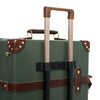 "Globe-Trotter - 26"" Trolly Case - Olive Green & Brass - MAN of the WORLD Online Destination for Men's Lifestyle - 8"