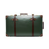 "Globe-Trotter - 26"" Trolly Case - Olive Green & Brass - MAN of the WORLD Online Destination for Men's Lifestyle - 6"