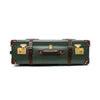 "Globe-Trotter - 26"" Trolly Case - Olive Green & Brass - MAN of the WORLD Online Destination for Men's Lifestyle - 7"