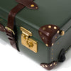 "Globe-Trotter - 26"" Trolly Case - Olive Green & Brass - MAN of the WORLD Online Destination for Men's Lifestyle - 12"