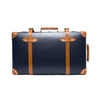 "Globe-Trotter - 30"" Trolly Case - Navy & Chrome - MAN of the WORLD Online Destination for Men's Lifestyle - 6"