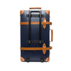 "Globe-Trotter - 30"" Trolly Case - Navy & Chrome - MAN of the WORLD Online Destination for Men's Lifestyle - 5"