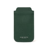 Globe-Trotter - Leather iPhone Sleeve - Green - MAN of the WORLD Online Destination for Men's Lifestyle - 4