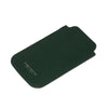 Globe-Trotter - Leather iPhone Sleeve - Green - MAN of the WORLD Online Destination for Men's Lifestyle - 3