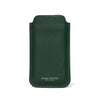 Globe-Trotter - Leather iPhone Sleeve - Green - MAN of the WORLD Online Destination for Men's Lifestyle - 1
