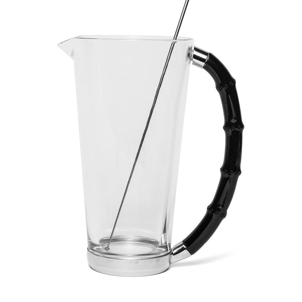 Gucci - Black Bamboo Cocktail Pitcher - MAN of the WORLD Online Destination for Men's Lifestyle - 1