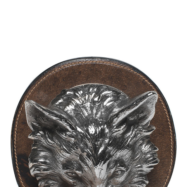 Gucci - Fox Bust Paperweight Large - MAN of the WORLD Online Destination for Men's Lifestyle - 3