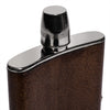 Gucci - Silver Plate Leather Wrapped Flask - MAN of the WORLD Online Destination for Men's Lifestyle - 8