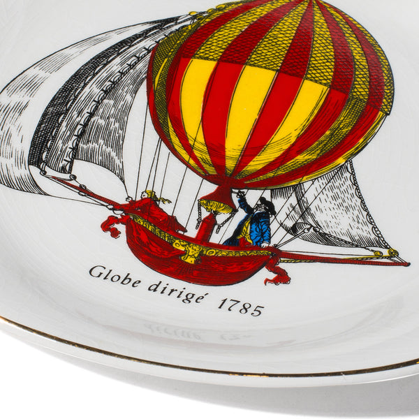 VINTAGE - Hot Air Balloon Trinket Dish - MAN of the WORLD Online Destination for Men's Lifestyle - 3