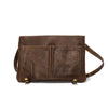 IL BISONTE - Cowhide Briefcase - Brown - MAN of the WORLD Online Destination for Men's Lifestyle - 3