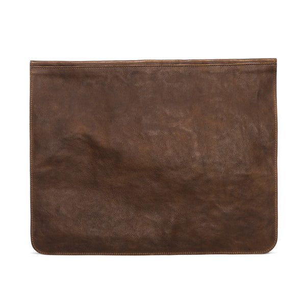 IL BISONTE - Cowhide Document Holder - Brown - MAN of the WORLD Online Destination for Men's Lifestyle - 2