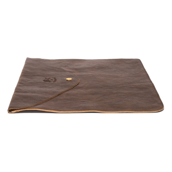 IL BISONTE - Cowhide Document Holder - Brown - MAN of the WORLD Online Destination for Men's Lifestyle - 3