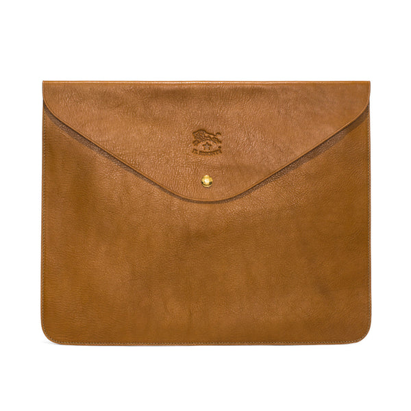 IL BISONTE - Cowhide Document Holder - MAN of the WORLD Online Destination for Men's Lifestyle - 1