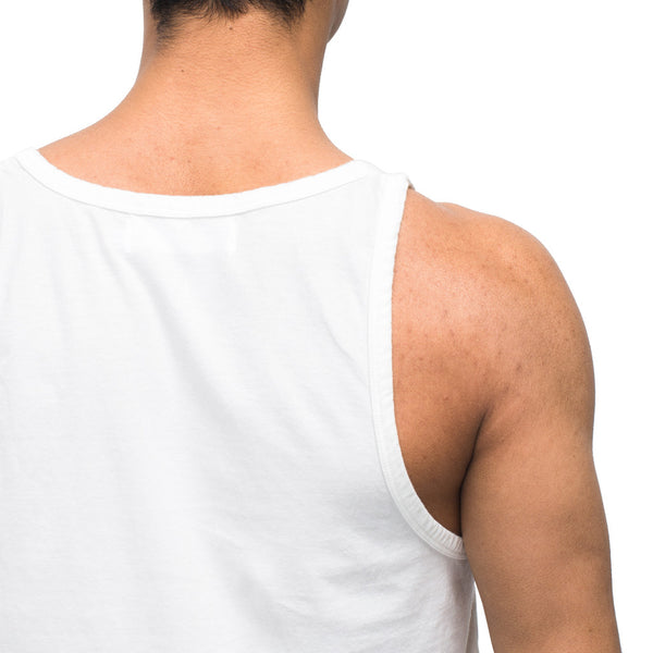 Clean Pocket Tank - White
