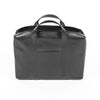Leather Briefcase - Charbon