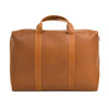 ISAAC REINA - Leather Briefcase - Dark Honey - MAN of the WORLD Online Destination for Men's Lifestyle - 1